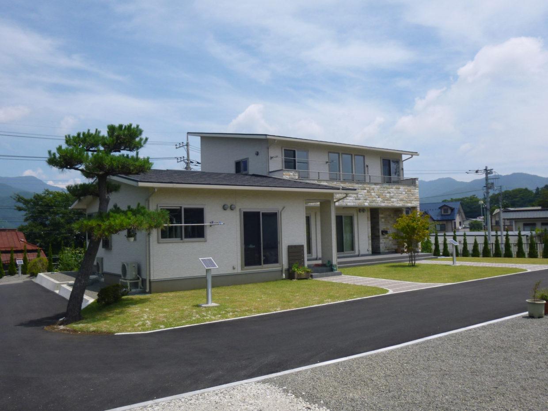 二世帯の家 O邸
